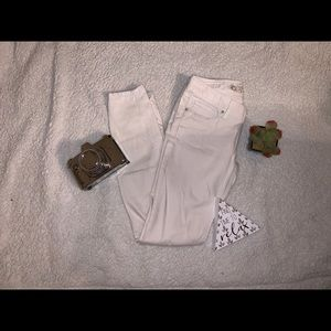 NWT express sequin design pants size 4